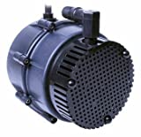 Little Giant NK-2UL-WG 115 Volt Submersible Pond Pump with 1/40 HP and 15' Power Cord (527300)
