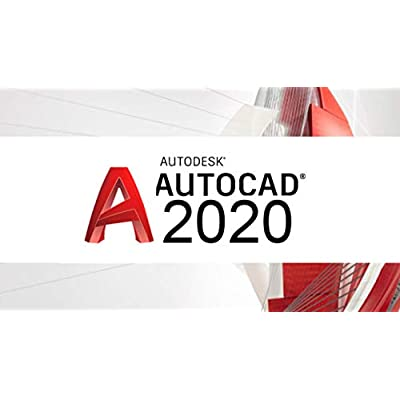 Autodesk Autocad 2020 1 Year License