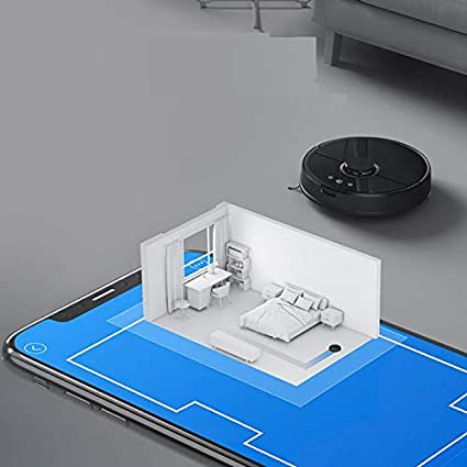 Roborock Smart Robotic Vacuum Cleaner S552-00 Negro (EU Version): Amazon.es: Electrónica