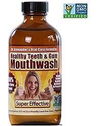 Gum Disease Help, Gums, Teeth Help - MOUTHWASH – Organic...