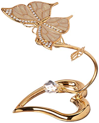 Matashi Butterfly Table Top Ornament, Gold