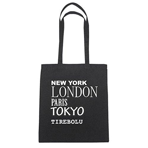 Jollify Paris York London Hände Tokyo New Cotone Herz Natur B3229 Bolu Borsa Tire Di Schwarz rxqFHOrP