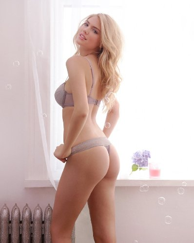 Kate Upton wearing just underwear is our sexy picture #8