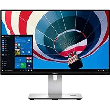 infinity edge monitor. dell u2417h 24-inch ultrasharp infinity edge monitor (certified refurbished) n