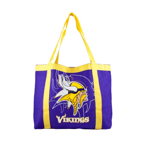 NFL Minnesota VikingsTeam Tailgate Tote