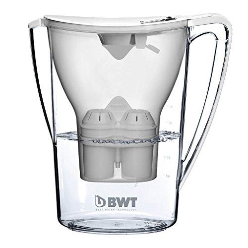 bwt designer water filter pitcher austrian quality technology for superior filtration taste. Black Bedroom Furniture Sets. Home Design Ideas