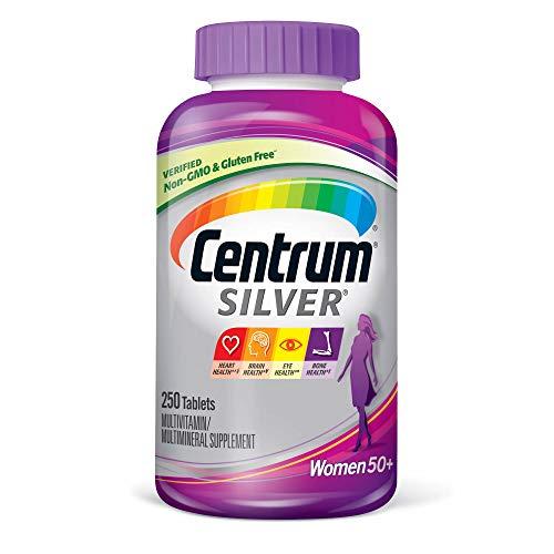 Centrum Silver Women 50+ Multivitamin Multimineral 250 Tabs