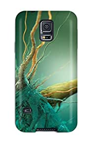 Premium Durable Bacteria Fashion Tpu Galaxy S5 Protective Case Cover