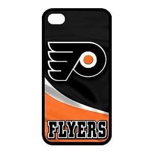 Customize NHL Philadelphia Flyers Back Case for iphone 4,4S JN4S-1478