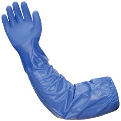 Atlas Gloves - 26'' Triple-Dipped PVC Glove W/Extra Long Vinyl Sleeve (Size: M) (12 Pairs of Gloves) - CWC-510024