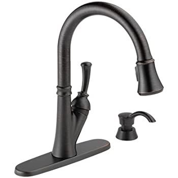 Delta 19949 Rbsd Dst Savile Single Handle Pull Down