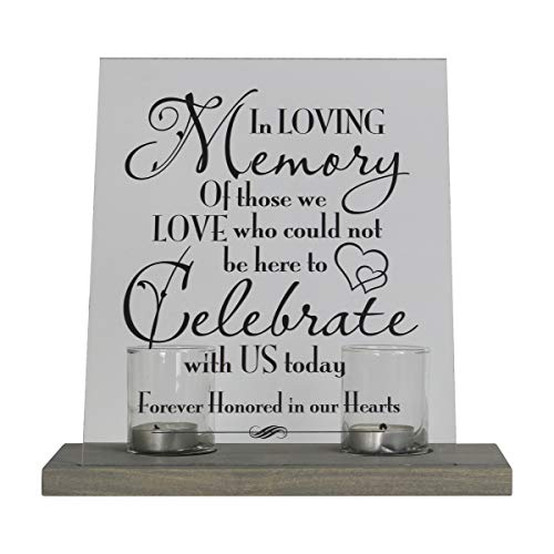 (LifeSong Milestones Loss of Mother, Father, Child, Parents Loved Ones Memorial Sympathy Candle 8