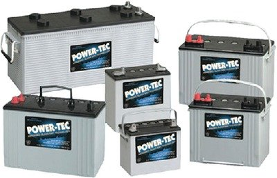 New Power-tech Agm Batteries batteries 9a34m Group 34M MCA 955 AH 55 RC 120 10-3/4
