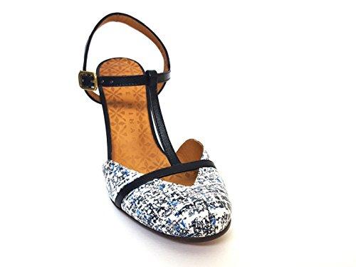 Chie Mihara Damen Sandalen * Marineblau ...