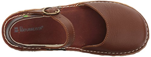 El Naturalista Womens Yggdrasil N178 Mule Wood-brown m6PX2