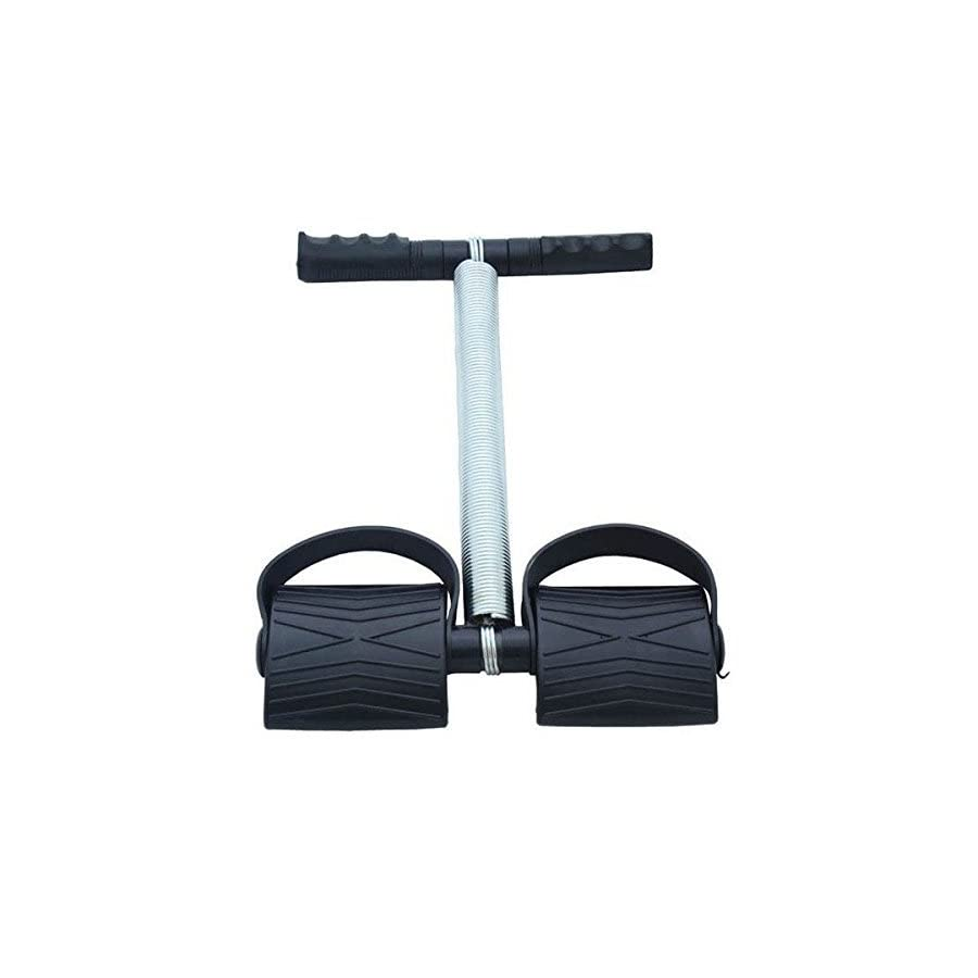 Sports Fitness Thin Legs Foot Step Spring Exerciser Apparatus