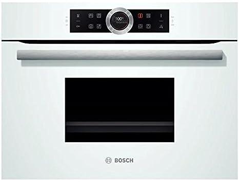 Bosch CDG634BW1 - Horno (Pequeño, Horno eléctrico, 38 L, 38 L, 30 ...