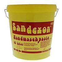 SANDEXON Handwaschpaste Handseife Handreiniger Seife 10 Liter 3006