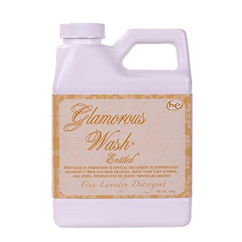 Tyler Candle Tyler Fragrance Glamorous Wash 16 oz Fine Laundry Detergent by (Glamorous Fragrance)