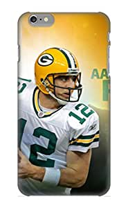 Guidepostee Cute Tpu KZKstG-5457-MvtZl Green Bay Packers Case Cover Design For Iphone 6 Plus