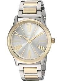 Women's Hartman Silver-Tone Watch MK3521