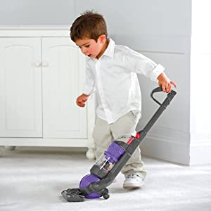 Amazon Com Kids Toy Dyson Ball Vacuum Purple Toys Amp Games