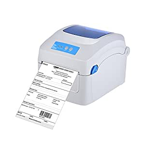 Amazon.com: Gprinter GP-1324D Thermal Printer 1D 2D QR