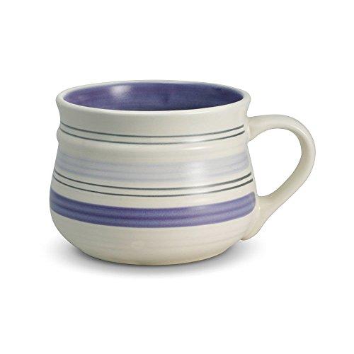 Jumbo Soup Mug - Pfaltzgraff Rio Blue Jumbo Soup Mug, 28-Ounce