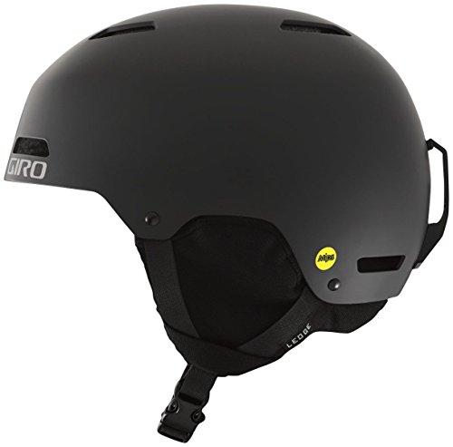 Giro Ledge MIPS Snow Helmet Matte Black Medium