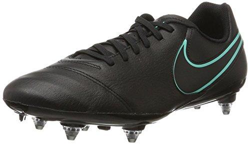 Negro Genio black Ii Leather Scarpe Uomo Sg Nike Da Black Calcio Tiempo HUqxzvwz