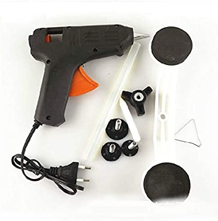 AKDSteel Dent Puller Kit with Hot Melt Glue Machine Glue Sticks for Car Body Dent Repair European regulations Autoaccessory Items