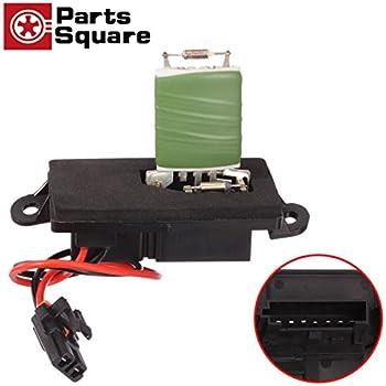 Amazon Com Podoy 22807123 Blower Motor Resistor Gm