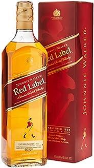Whisky Johnnie Walker Red Label , 1L