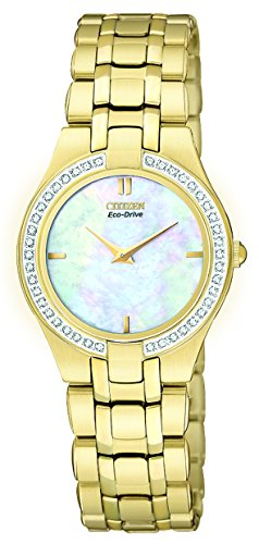 Citizen Women's EG3152-56D Stiletto Eco Drive Watch