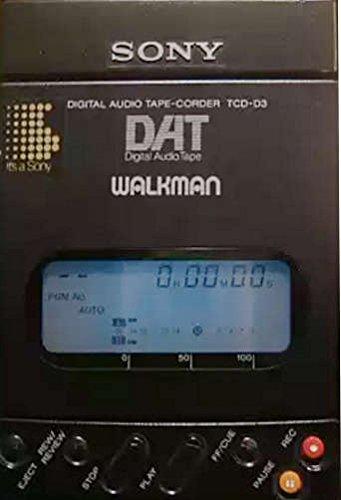 sony 録再DATウォークマン TCD-D3 オリジナル布ダストカバー [プレゼント セット] B01MSHUHW3