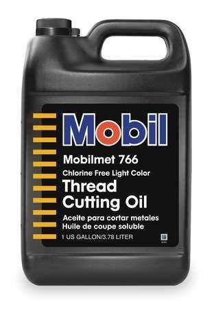 Mobilmet 766, Cutting Oil, 1 gal