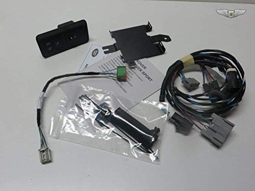Land Rover New Genuine Deployable Side Step Wiring Loom Harness: