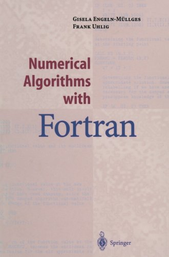 Numerical Algorithms with Fortran by Springer