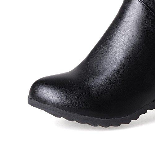 1TO9 1TO9Mns02393 - Sandalias con Cuña Mujer negro
