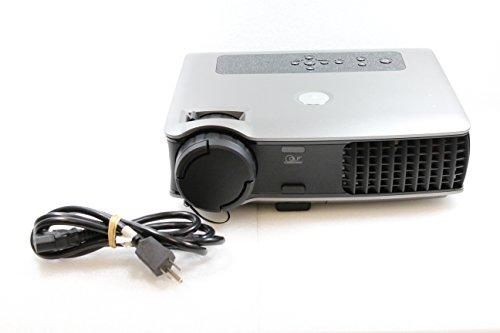 Dell 5100MP - DLP projector - 3300 ANSI lumens - SXGA+ (1400 x 1050) - 4:3
