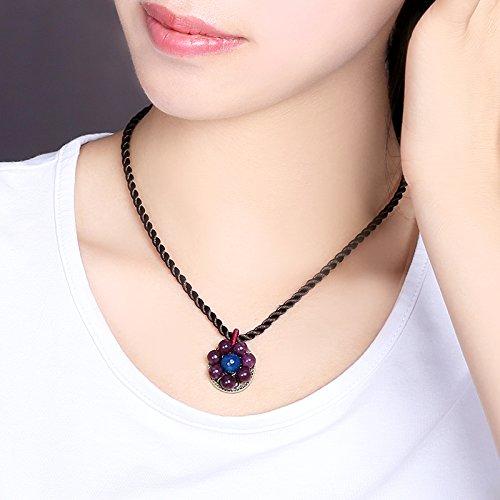 GYJUN Der neue koreanische Star mit einem Ring Halskette Ohrringe set