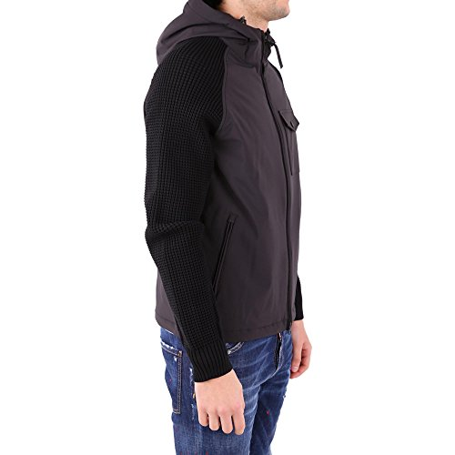 Wocps2646ak03100 Outerwear Poliestere Woolrich Giacca Uomo Nero xqOwnYRt