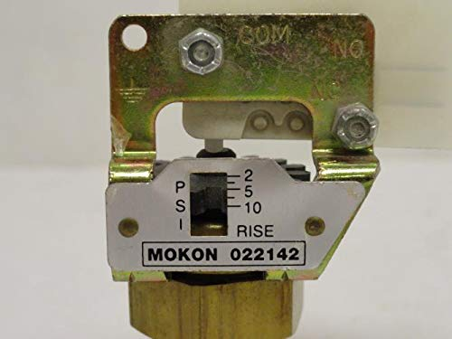 Mokon 22142 Oil Pressure Safety Switch, 2-10Psi, 1/2NPT by Mokon (Image #1)