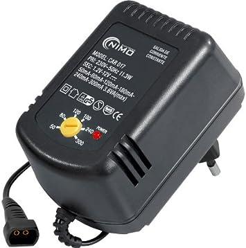 Cargador para Pack baterías Ni-Cd/NI-MH: Amazon.es: Electrónica