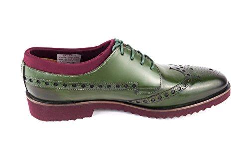 Ville Homme Hamilton De Melvin Vert À 41 amp; Chaussures Mh15 Eu Lacets 621 Pour wFxSZHqg