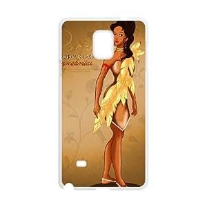 Samsung Galaxy Note 4 Cell Phone Case Pocahontas Case Cover PP8P297532