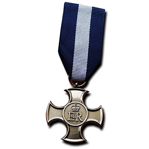 Military Medal Distinguished Service Cross Royal Fleet Navy WW2 British Replica
