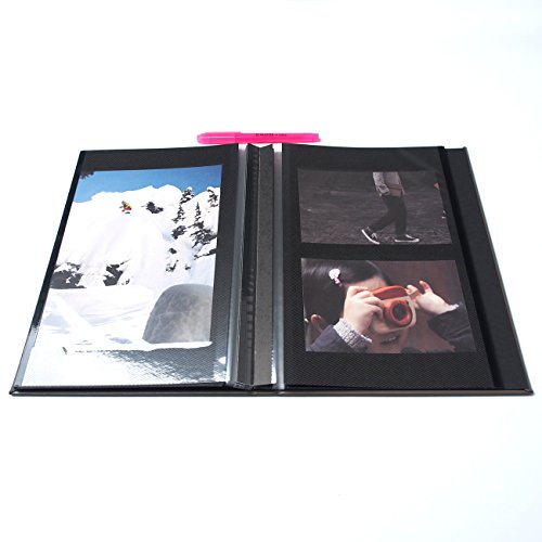 Photograph Self-adhesive Album with AHZOA H1 Highlighter (gray) by AHZOA / monopoly (Image #7)