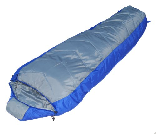 Northstar Tactical Coretech Sleeping Bag (Blue), Outdoor Stuffs