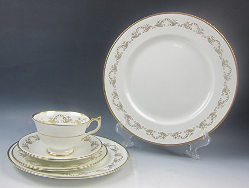 Aynsley China LOUIS XV (Smooth) 5 Piece Place Settings Multi Available - China Tableware Aynsley
